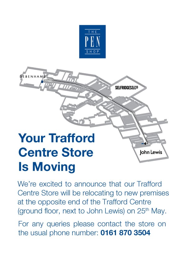 Trafford-Relocation