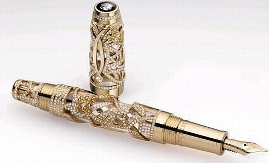 The 10 Most Expensive Pens Ever Sold