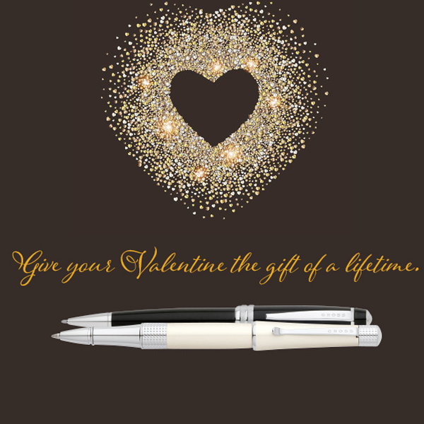 Give the gift of writing this Valentine's Day