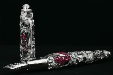 The 10 Most Expensive Pens Ever Sold In Auction Most