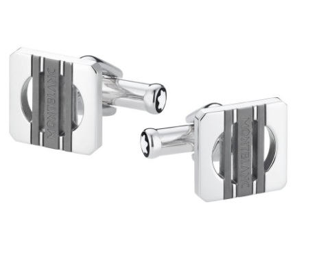 Finish Your Look With These Montblanc Cufflinks