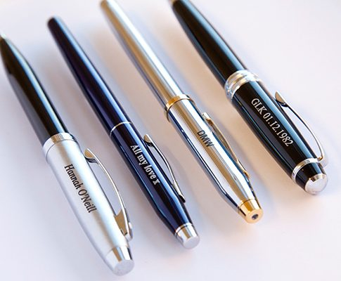 Personalise your pen
